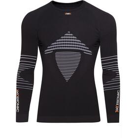 X-Bionic Energizer MK2 UW LS Shirt Herren black/white